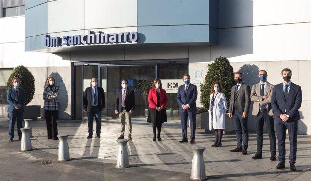 HM Hospitales y Becton Dickinson firman un acuerdo de colaboración para mejorar la calidad asistencial.