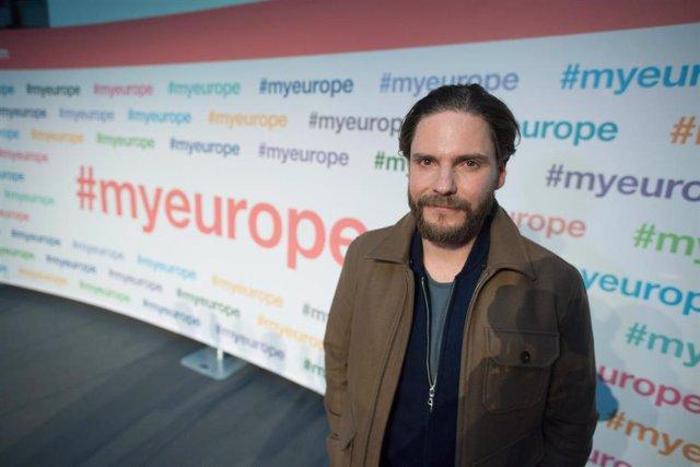El actor y director Daniel Bruhl