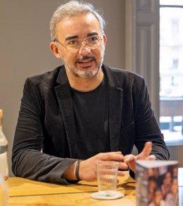 Asensio Rodríguez, director general de Fundación Vicente Ferrer