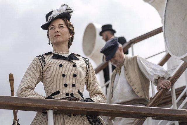 Leonor Watling protagoniza La templanza, que se estrena el próximo 26 de marzo en Amazon Prime Video