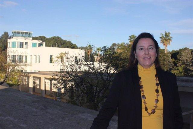 La vicerrectora de Relaciones Internacionales y Cooperación para el Desarrollo de la UA, Rosa María Martínez Espinosa