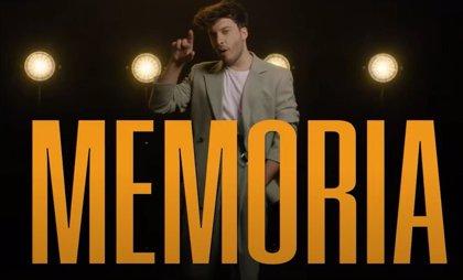 Blas Cantó, acusado de plagio por 'Memoria', una de sus canciones para Eurovisión