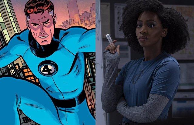 Bruja Escarlata y Visión: ¿Menciona Mónica Rambeau a Reed Richards de Los 4 Fantásticos en WandaVision 1x05?