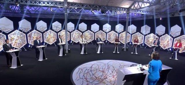 Debat de la Sexta de el 11 de febrer de 2021