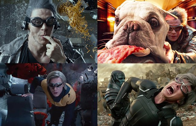 Bruja Escarlata y Visión (WandaVision): Las mejores escenas de Quicksilver (Evan Peters) en las películas de X-Men