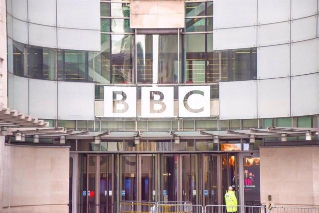 Oficinas centrales de la BBC en Londres