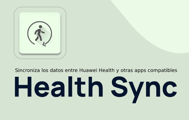 Health Sync en AppGallery