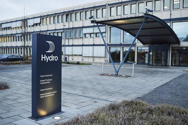 Fábrica de Norsk Hydro en Grevenbroich (Alemania)
