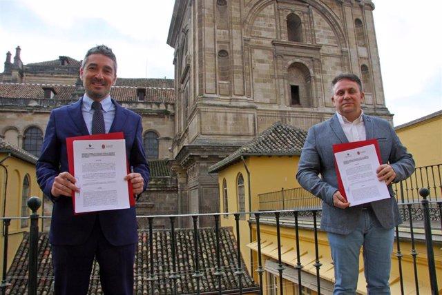 Convenio de Ayuntamiento y Diputación en materia de turismo