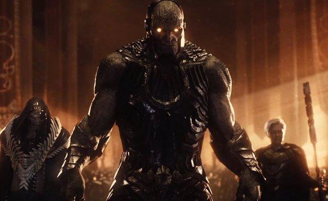 Darkseid lidera su ejercito en Liga de la Justicia Snyder Cut