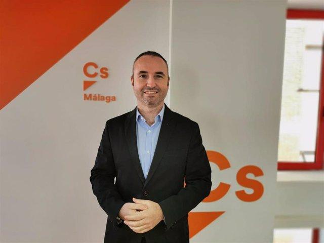 Guillermo Díaz, responsable de Comunicación de Cs-A
