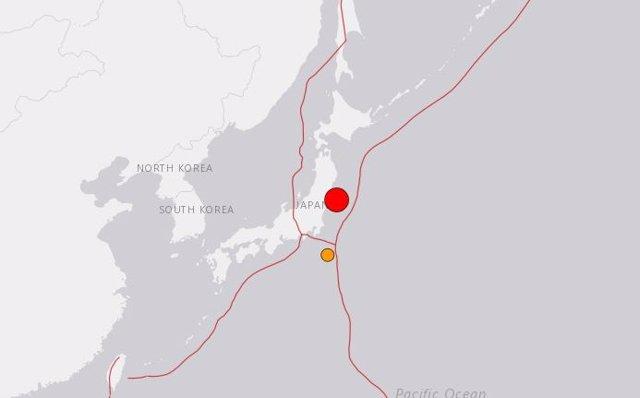 Sisme prop de Fukushima