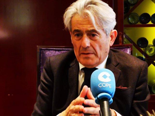 El president del consell General d'Economistes d'Espanya, Valentí Pich