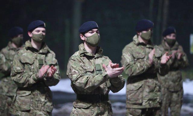 Militars de l'exèrcit britànic