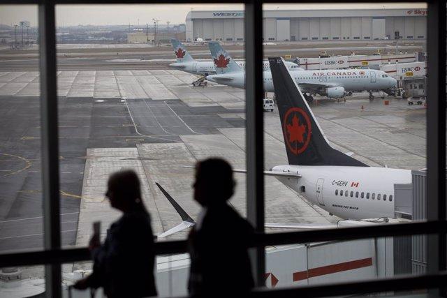 Aeroport de Toronto.