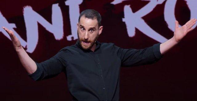 Dani Rovira en Odio, su monólogo en Netflix