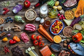 Foto: Los 5 grupos de nutrientes que debes comer para fortalecer tus defensas en esta pandemia