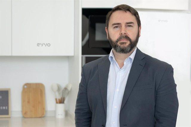 Álvaro Fernández-Villa durante la presentación
