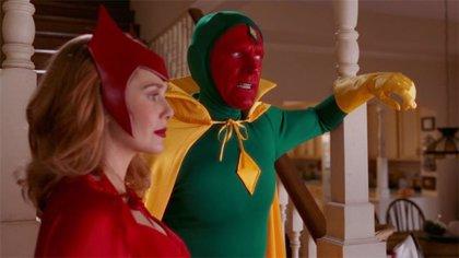 Bruja Escarlata y Visión (WandaVision) es la serie más vista en todo el mundo