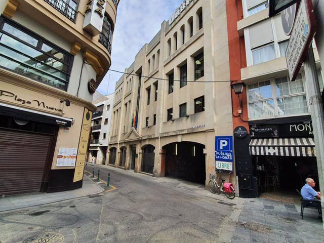 Calle donde se encuentran los inmuebles adquiridos por All Iron para convertirlos en apartamentos turísticos