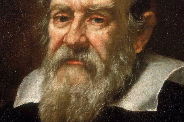 Retrato de Galileo hacia 1636