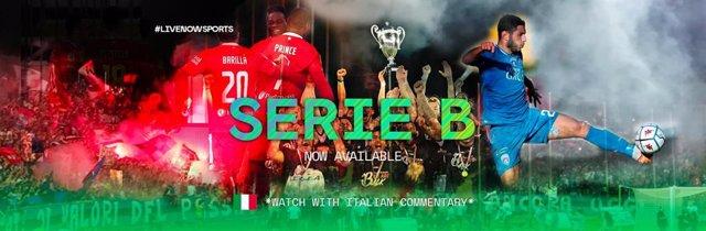 LIVENow ofrece en España la segunda vuelta de la Serie BKT italiana de fútbol.