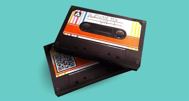 Portal web Send a Mixtape