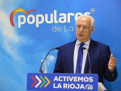 PP pide una comisión de estudio y dos comparecencias sobre el Plan de Transformación de La Rioja