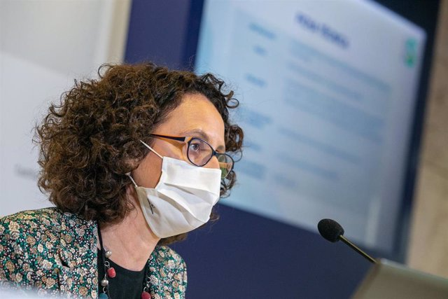 La directora general de Cuidados y Calidad SESCAM, Begoña Fernández Valverde, ha presentado los resultados de la Encuesta de Satisfacción de los pacientes del SESCAM correspondiente a 2020