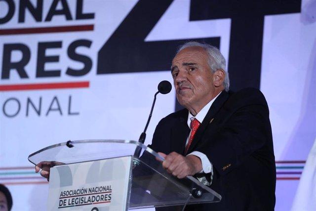 El expresidente de Colombia Ernesto Samper