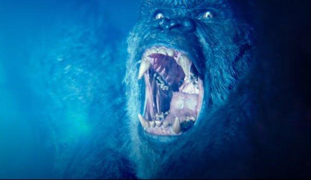 King Kong muerde el polvo en el nuevo tráiler de Godzilla vs. Kong