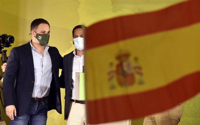 Elecciones en Catalunya 14-F 2021. Vox sigue los resultados electorales en Barcelona