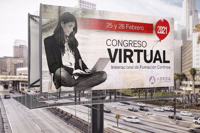 Evento online. 25 y 26 de febrero.