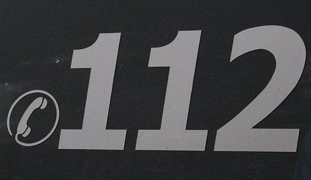 Logo del 112.