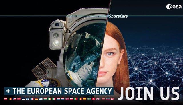Nueva selección de astronautas en la ESA