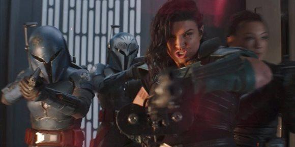1. Fans de The Mandalorian exigen a Disney que vuelva a contratar a Gina Carano