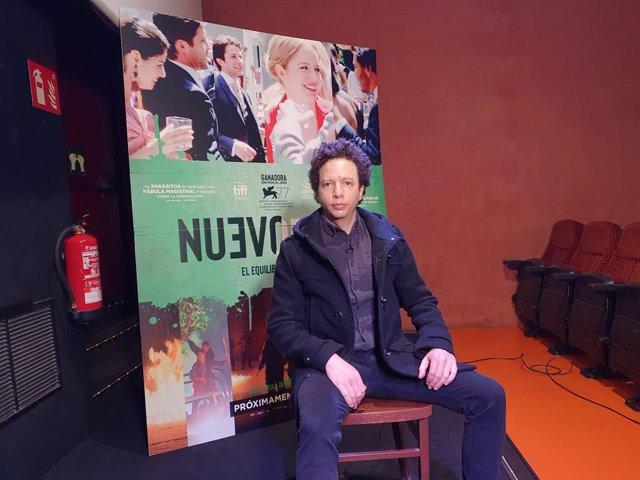El director mexicano Michel Franco presenta en España su nueva película, 'Nuevo orden'