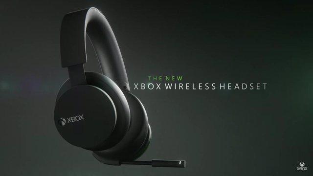 Xbox Wireless Headset.