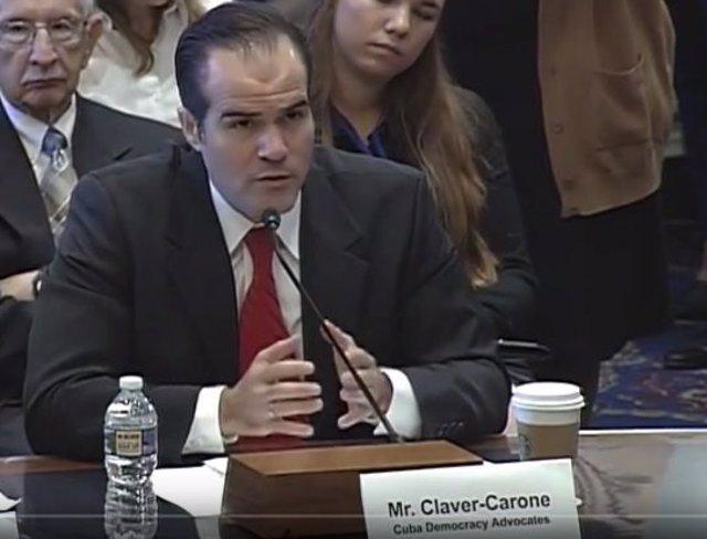 El presidente del BID, Mauricio Claver-Carone