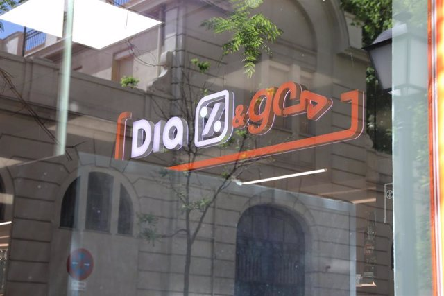 Supermerado DIA&Go.