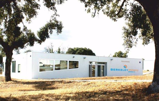 Oficinas de Berkeley en Retortillo.