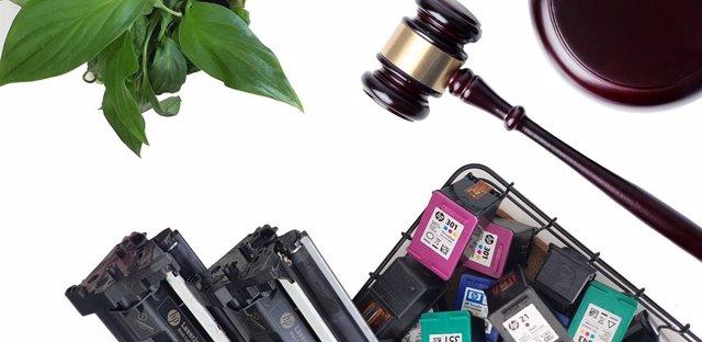 Cómo incide la ley en la recogida de consumibles usados