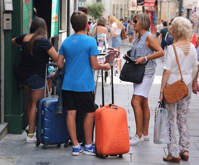 El Ayuntamiento de Madrid inspeccionó 932 pisos turísticos en 2020 e inicia 278 expedientes de cese, de ellos 132 firmesArchivo -