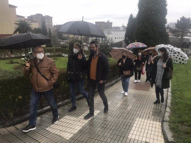 """Oviedo.- Vox lamenta el """"estado de abandono"""" en el que se encuentra el barrio de Otero"""