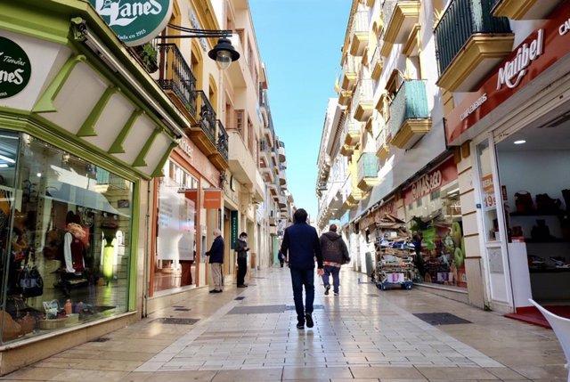 """Huelva.- Coronavirus.- Huelva Comercio destaca """"el gravísimo perjuicio"""" económico por el mantenimiento de restricciones"""