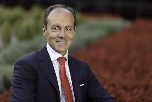 Archivo - Economía.- Aboukhair (Santander) dice que los fondos europeos aumentarán la competitividad de pymes si se orientan bien