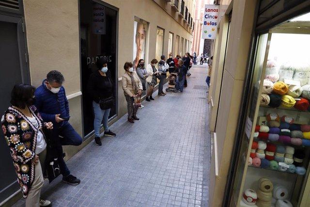 Málaga.- Málaga cierra enero con 38.813 trabajadores en ERTE, que baja un 12,5%