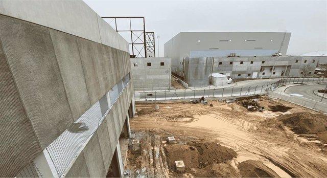 Economía.- Correos avanza en las obras de su nuevo centro logístico internacional de Barajas tras invertir 14 millones
