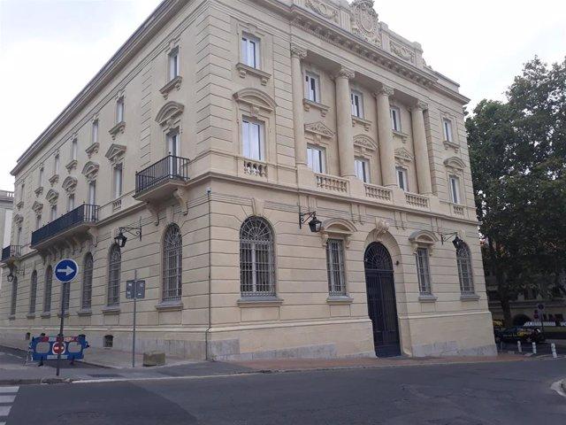 Archivo - El Centro Memorial de Víctimas reúne más de mil testimonios de damnificados del terrorismo en su Banco de Memoria