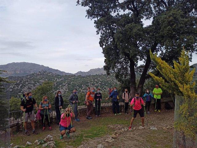 El Consell de Mallorca inicia 'Estades a la Serra' con dos fines de semana deportivos en el primer semestre